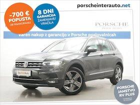 Volkswagen Tiguan 4motion 2.0 TDI BMT Highline DSG SLOVENSKI