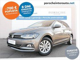 Volkswagen Polo Style 1.0 TSI - NA ZALOGI