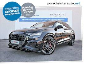 Audi Q8 quattro 50 TDI Tiptronic ABT dodatki - SLOVENSKO