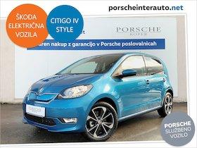 Škoda Citigo CITIGOe iV Style - Možnost uveljavitve EKO sklada