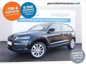 Škoda Karoq 1.6 TDI Style DSG - SLOVENSKO VOZILO
