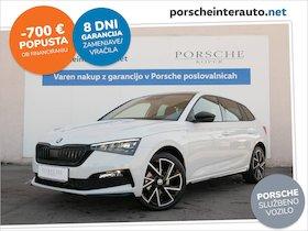 Škoda Scala 1.5 TSI ACT Monte Carlo - SLOVENSKO VOZILO