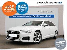 Audi A6 Avant 40 TDI Sport S tronic - SLOVENSKO VOZILO