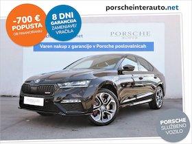 Škoda Octavia Combi 1.4 TSI PHEV RS DSG - SLOVENSKO VOZILO