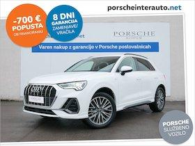 Audi Q3 35 TDI S line S tronic - SLOVENSKO VOZILO