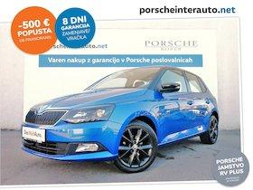 Škoda Fabia 1.2 TSI Sound   Colour - SLOVENSKO VOZILO