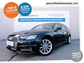 Audi A4 Avant 2.0 TDI  Basis  - SLOVENSKO VOZILO