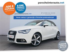 Audi A1 1.2 TFSI Attraction - SLOVENSKO VOZILO