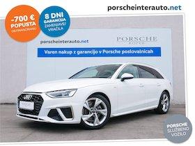 Audi A4 Avant 35 TDI S line S tronic - SLOVENSKO VOZILO