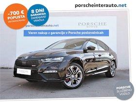 Škoda Octavia 1.4 TSI PHEV RS DSG - SLOVENSKO VOZILO